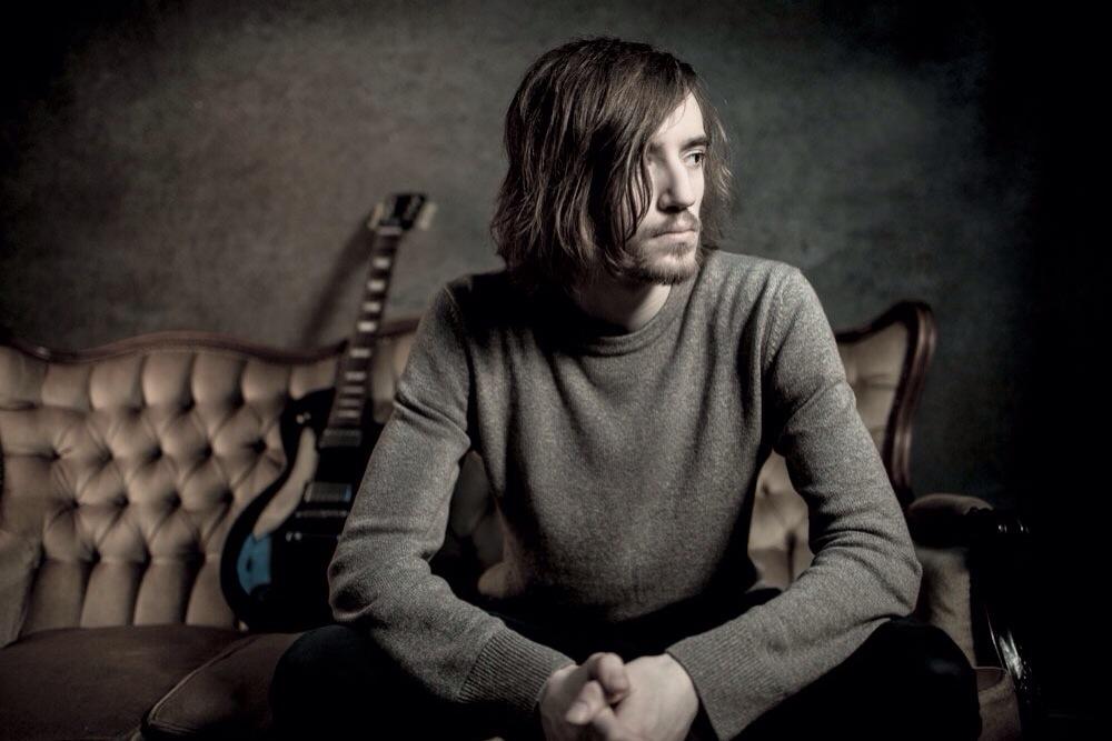 portrætfoto af musiker