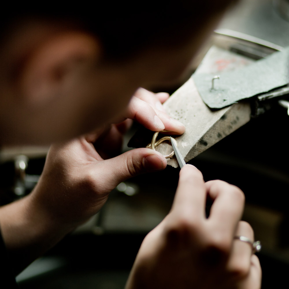Erhvervsfoto serie af smykkefirma