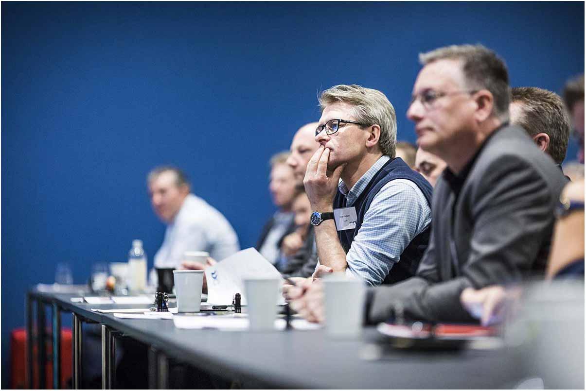 konference fotografering Randers