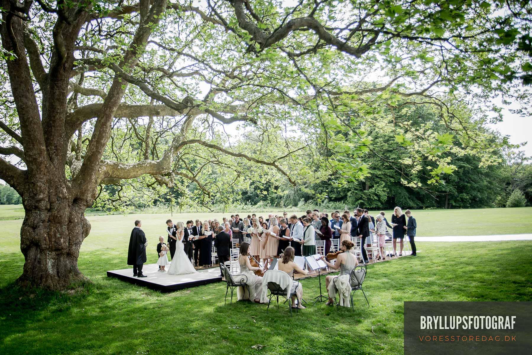 bryllup foto Randers