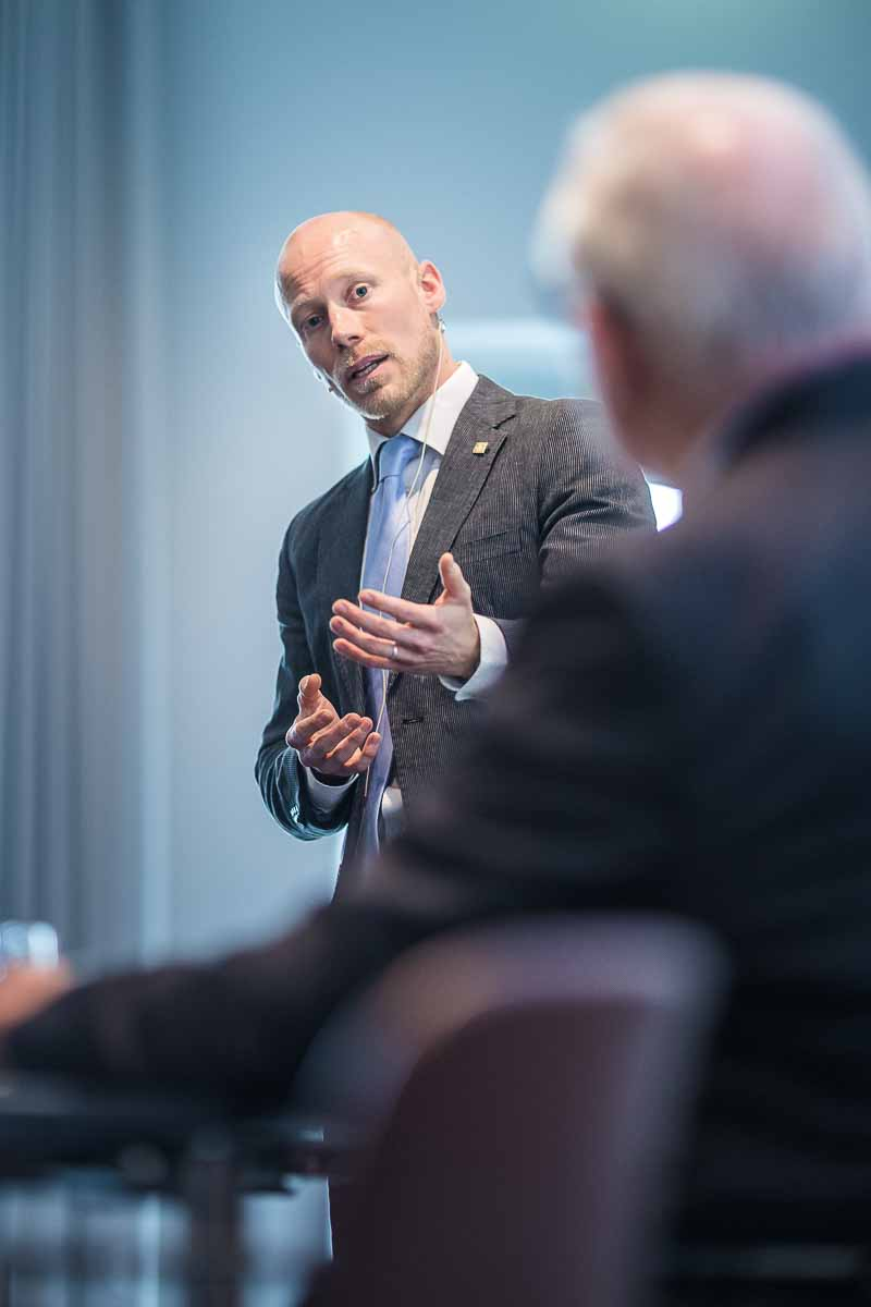 speaker ved konference Randers