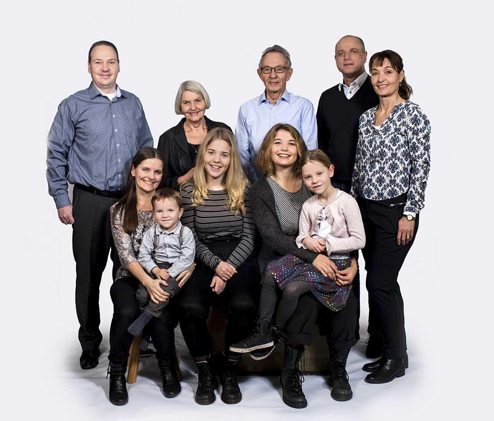 Familieportræt Randers